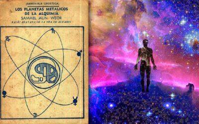 Los Planetas Metálicos de la Alquimia